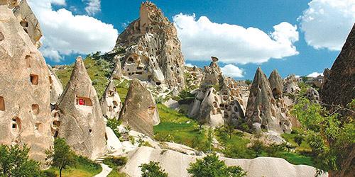 Tour Vert cappadoce