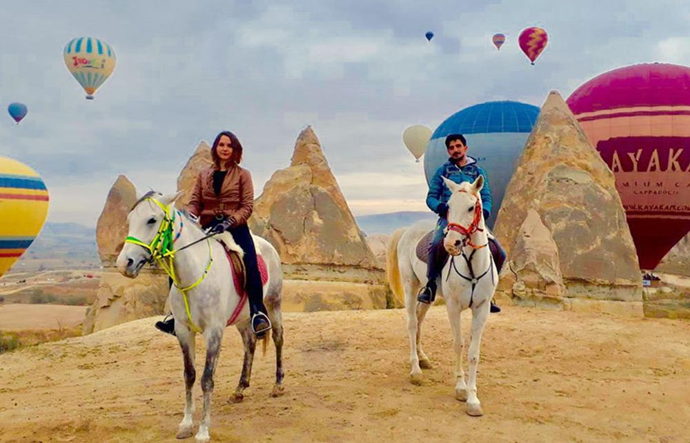 cappadocia horse riding tour