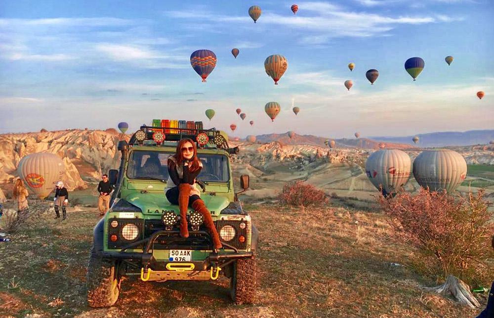 cappadocia jeep safari tour price