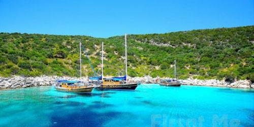 excursion Bodrum l'île grecque Kos