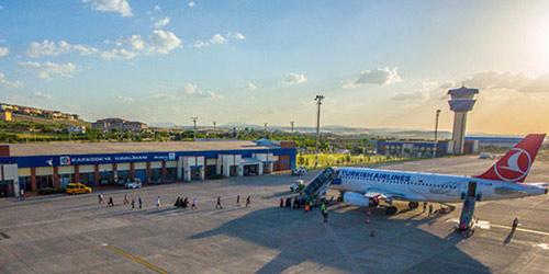 transfert cappadoce de l'aéroport Kayseri prix