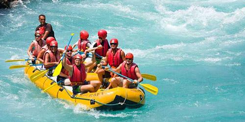 excursion rafting à Fethiye