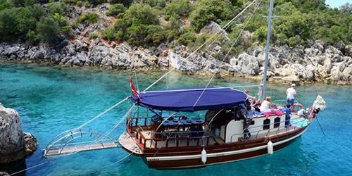 croisière Antalya
