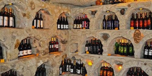 excursion dégustation vin turc cappadoce