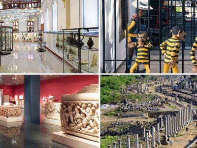 musées d'antalya 2020