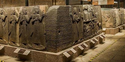 musée des civilisations anatoliennes - Section de l'âge chalcolithique