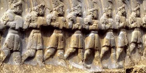 Section Hittite - musée des civilisations anatoliennes