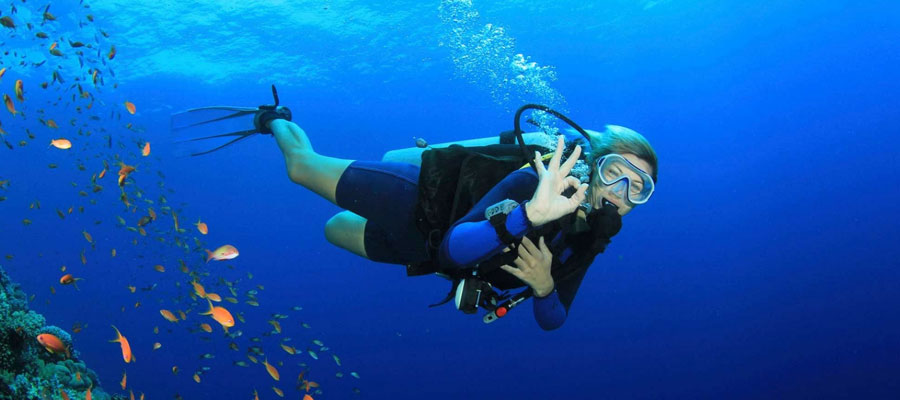 Plongée à Fethiye