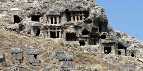 Ville antique de Tlos