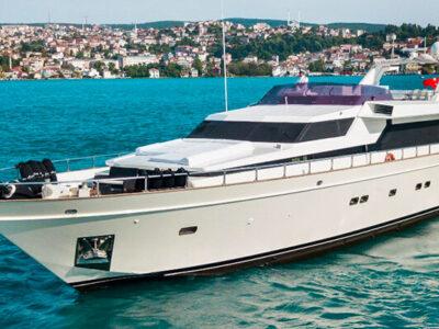 Location de Yacht à Istanbul