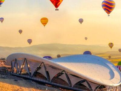 vol en montgolfière gobeklitepe